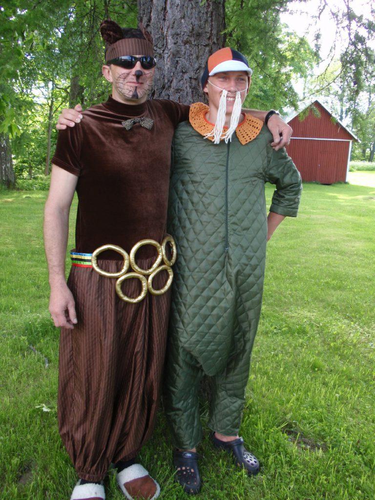 80-ndad Olümpia Misa ja Vigri